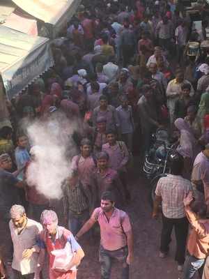 Why You Must Experience Vrindavan Holi At least Once in a Lifetime!