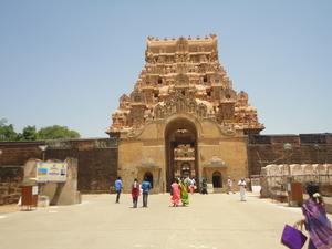 A Trip To the Tanjore Brahadeeshwara Temple