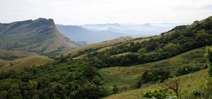 Trek to Kudremukh peak