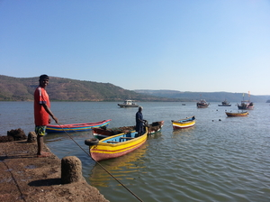 Biking Along the Konkan Coast