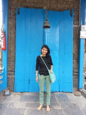 Bharti Singh Travel Blogger