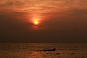 Getaway from college stress: Pondicherry