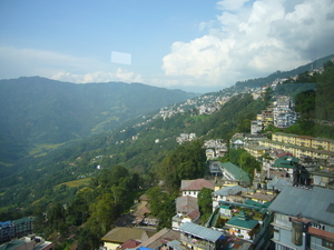 Gangtok: A piece of heaven for the mankind.