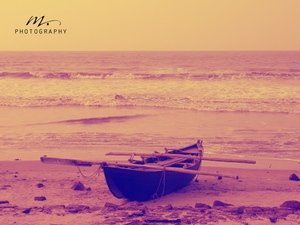 Digha: Two days by the waves