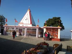 Kunjapuri temple, Rishikesh