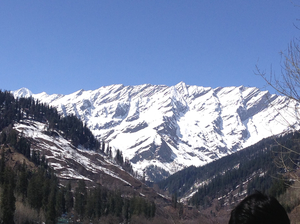 The perfect escape – Manali Mountains