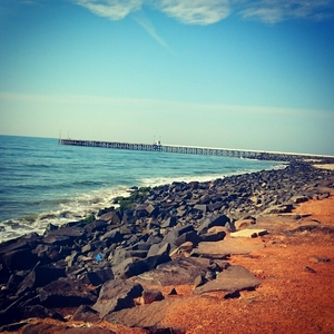 Give time a break at Pondicherry