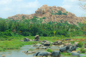 Hampi: Silence of the Ancient Ruins!!!!
