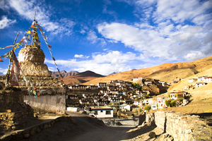 Exploring Mighty Himalayas through Road Less Traveled Part II: Spiti Valley