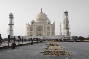 City of Taj