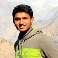 Munendra Chauhan Travel Blogger