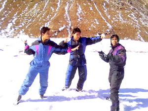 a trip to manali with my friends