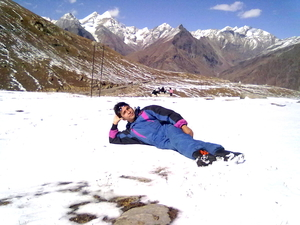biman bora Travel Blogger