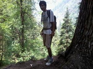 Kheerganga trek in Himachal Pradesh