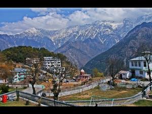 Naddi Village, Upper Dharamsala