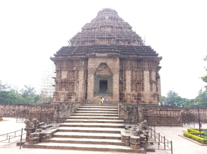 UNESCO World Heritage Site :- Konark Sun Temple