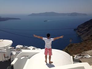 Anthony Khoury Travel Blogger