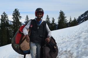 TJ Tejz Travel Blogger