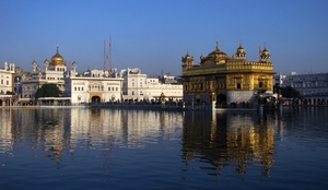 Amritsar -Pool of the Nectar of Immortality