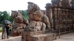 Beauty in ruins: Sun Temple, Konark