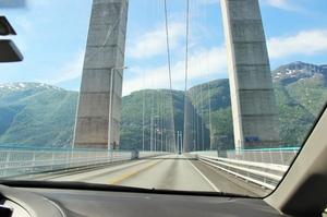 Weekend road trip Western Norway