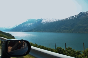 Weekend road trip Western Norway