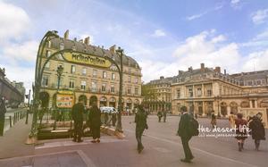 Paris! Most Romantic Place on Earth