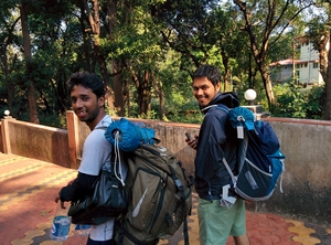 Camping woes in India: How i was sued, hitchiked and finally got permission from police!