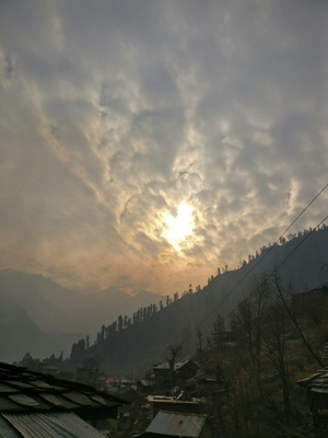 Parvati Valley: Runaway Bride of Himachal