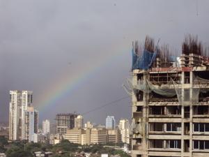 The city of blinding lights: Bombay