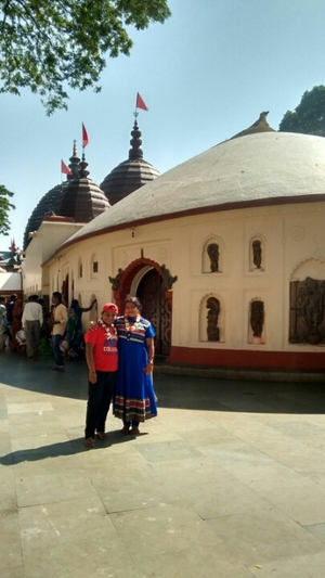 Trip to Kamakhya Temple, Guwahati. Enticing experience