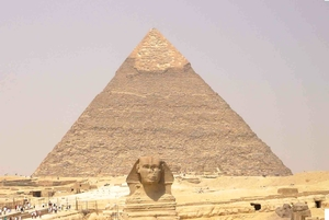 Tour to the pyramids of Giza