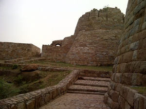 Tughlakabad : Ozymandias of Delhi
