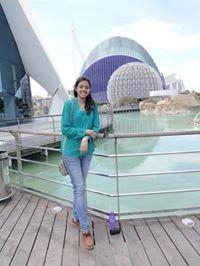 Spandita Ghosh Travel Blogger
