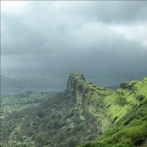 My footprints on Sahyadris, along with the monsoon