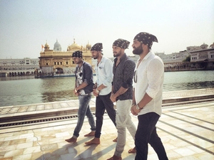 The Amritsar passiveness.