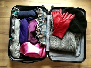 Winter Travel: How to pack light, when clothes are heavy?