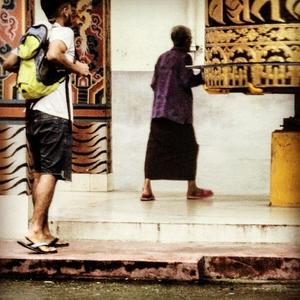 Sagnik Basu Travel Blogger