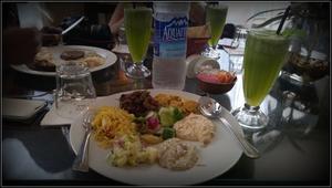 Oman Diaries: Foodie times at Kargeen Cafe!