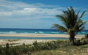 Inhambane - An Oasis of Coconuts