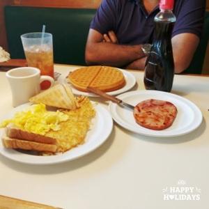 Breakfast at Waffleworks