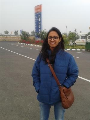 Anupriya Basu Travel Blogger