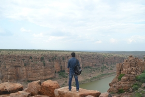 Road trip to the Grand Canyon of India: Gandikota