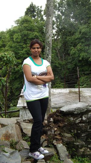 Priyanka Majumdar Travel Blogger