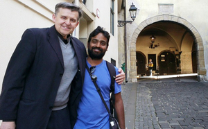 The Croatian Catholic priest who could speak Hindi