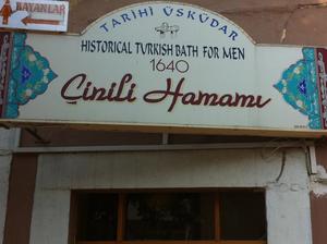 Turkish Hamam - a daunting experience
