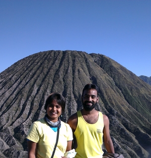 Gayathri Setty Travel Blogger