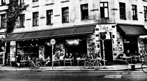 One day in Berlin