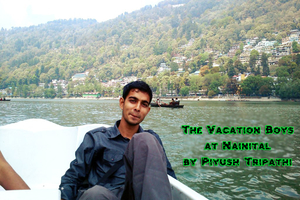 NAINITAL acc. The Vacation Boys