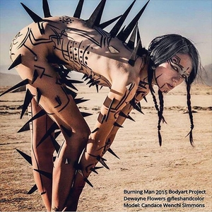 14 Instagram Pictures From The Burning Man Festival 2015. How Badly We Regret Missing It. (Part I)